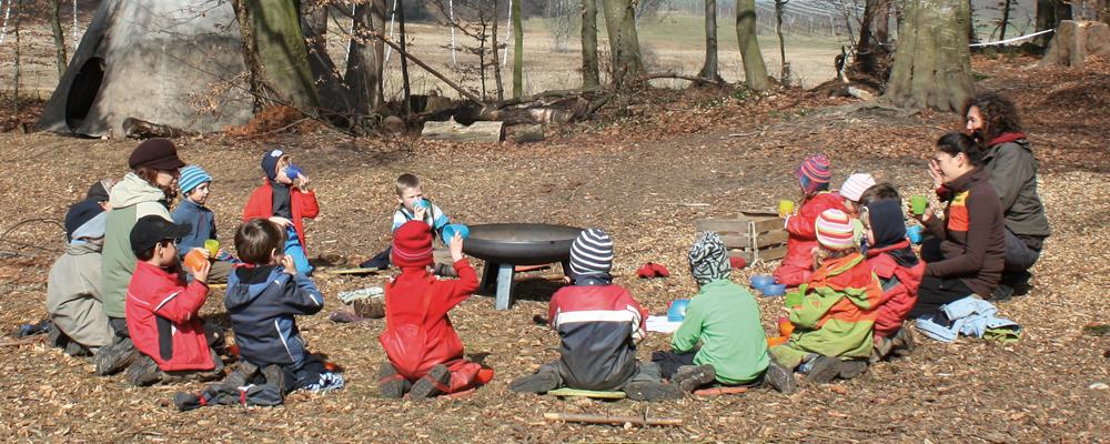 Wald- und Naturkindergarten Kressbronn e.V. - Anmeldung & Downloads